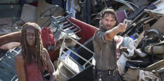 Episódio de domingo (04) de The Walking Dead