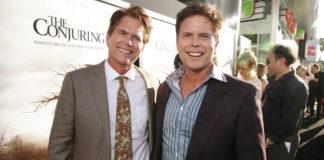 Chad e Carey Hanes, dupla de roteiristas de Invocação do Mal