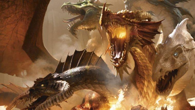 dungeons amp dragons pode ser lan231ado em 2021