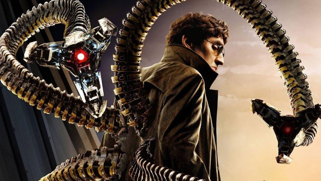 Doutor Octopus, interpretado por Alfred Molina em Homem-Aranha 2