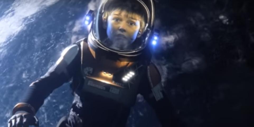 Resultado de imagem para perdidos no espaço temporada trailer