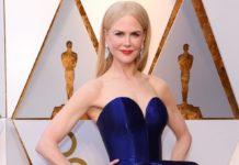 Nicole Kidman no Oscar 2018