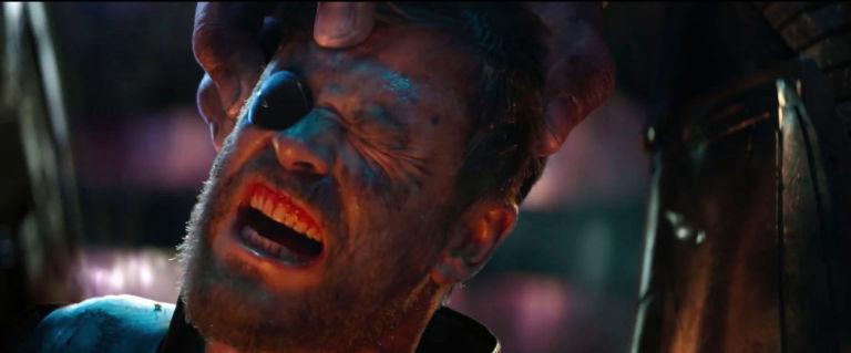 Resultado de imagem para Thanos thor