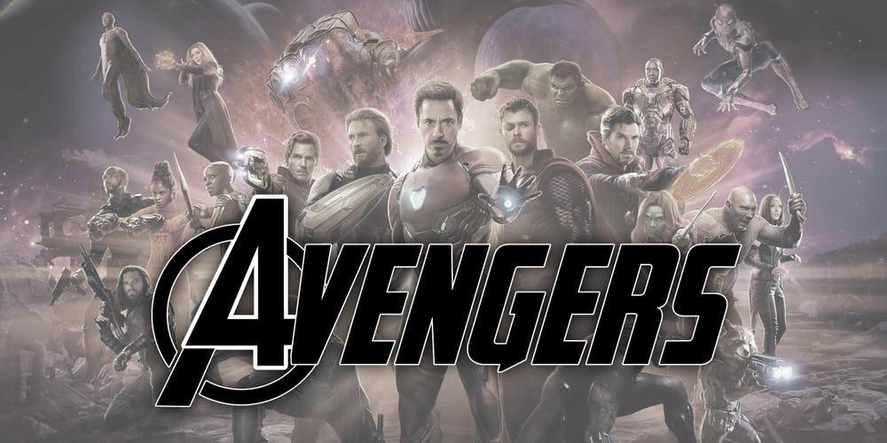 Guerra Infinita estreia nesta quinta-feira em Araranguá — Os Vingadores