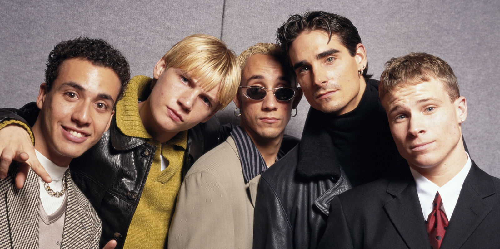 Did Tony Ferguson Infiltrate The Backstreet Boys In The 90s