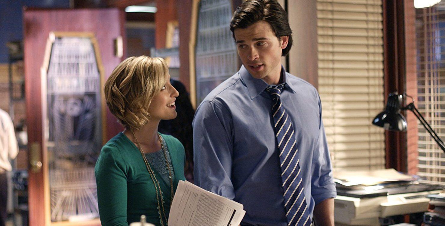 Allison Mack, da série 'Smallville', é presa acusada de tráfico sexual