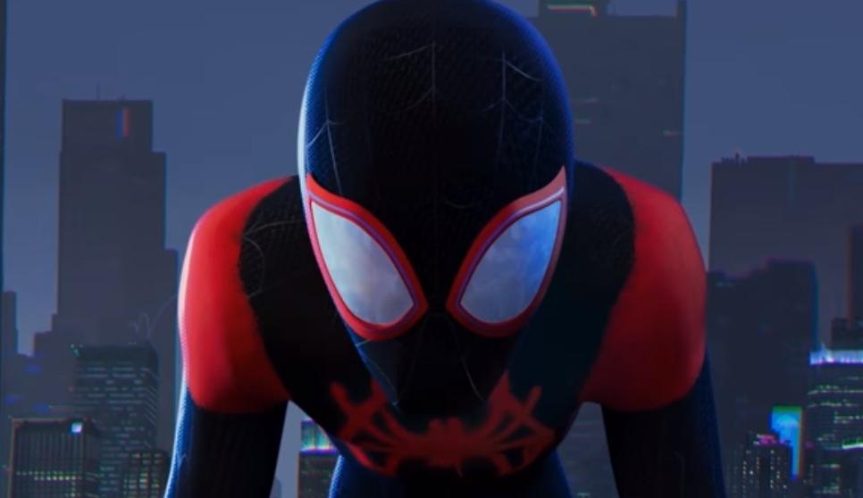 Homem Aranha No Aranhaverso Animação Ultrapassa Marca De