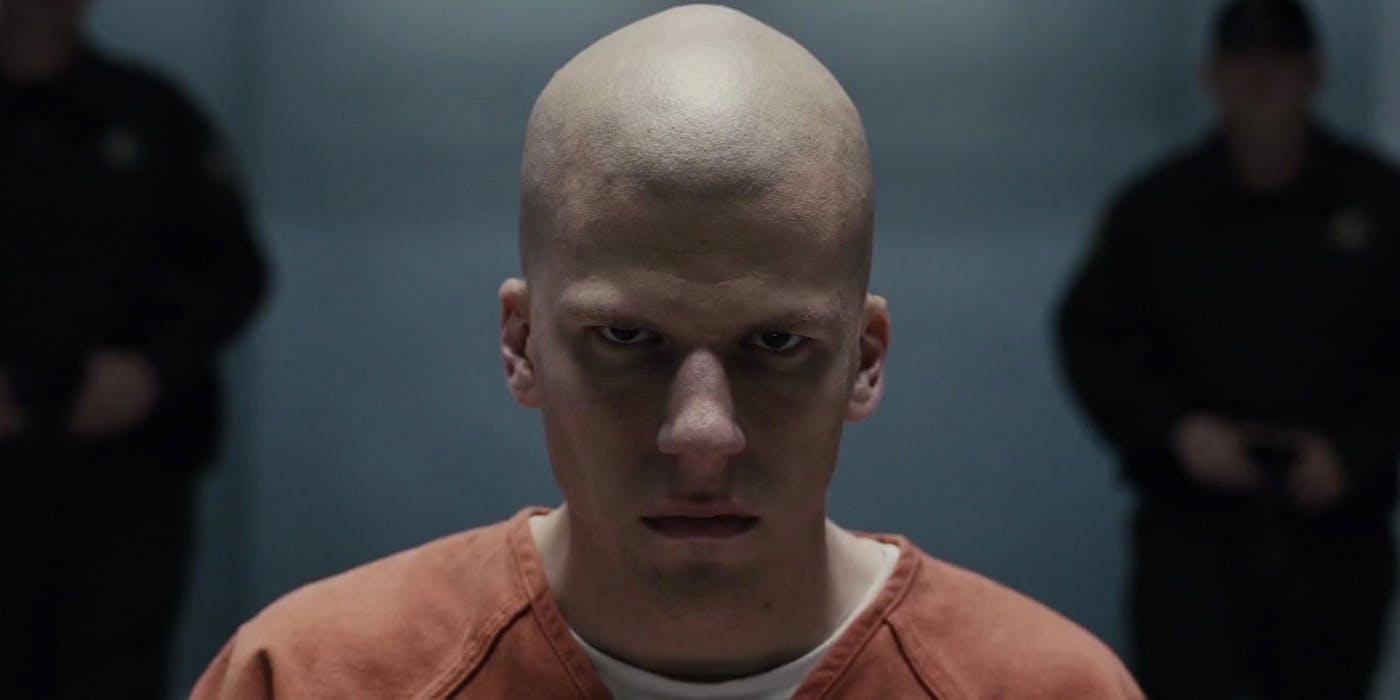 Lex Luthor; Jesse Eisenberg