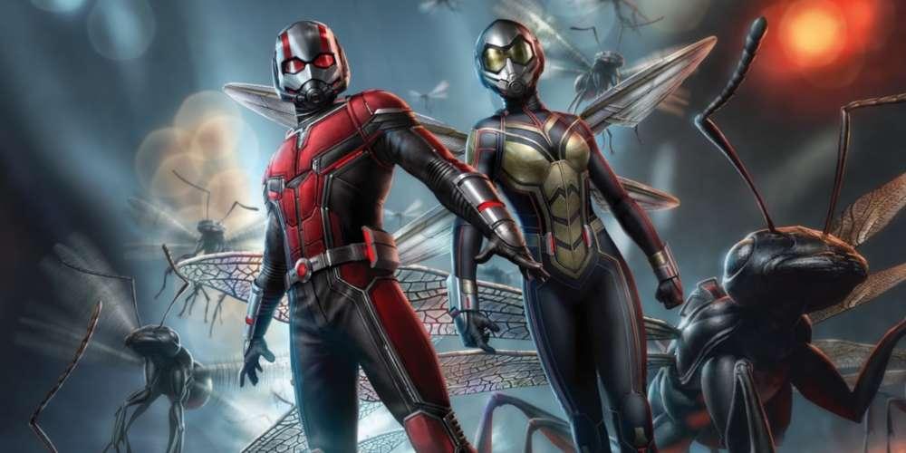 [The GONG Awards] - Parte 1 - Otaku[Final],Nerd e Geek - Votação Ant-man-wasp-teaser-1000x500