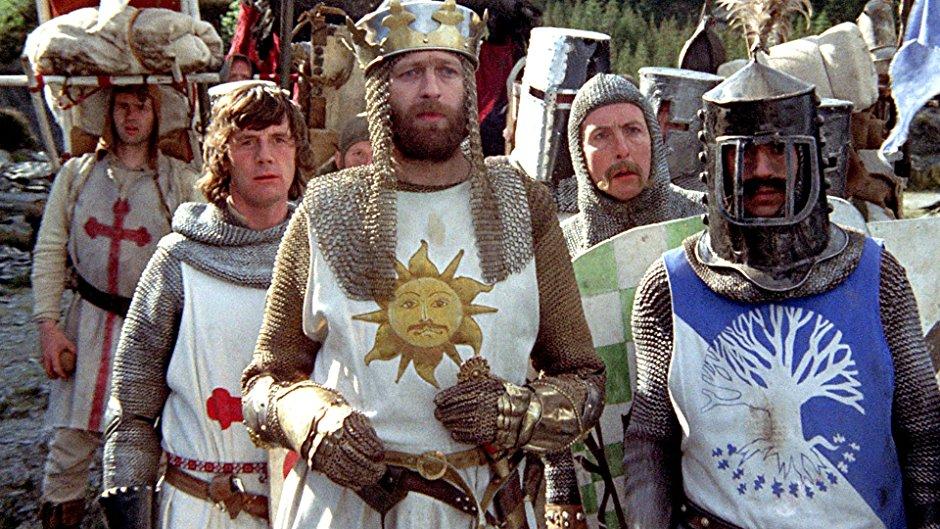Monty Python em Busca do Cálice Sagrado | Arquivos revelam novos ...