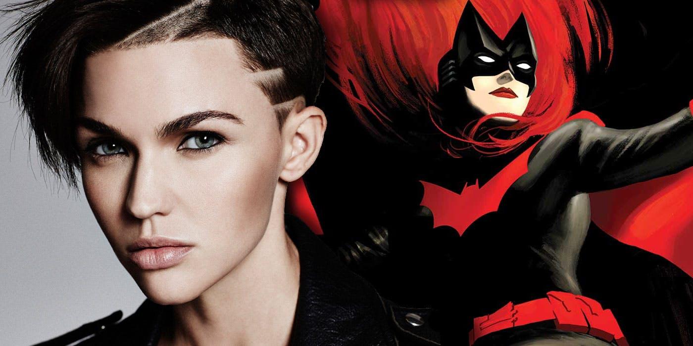Resultado de imagem para Ruby Rose comenta sua escalação como a Batwoman