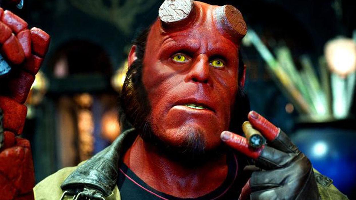 Resultado de imagem para Hellboy