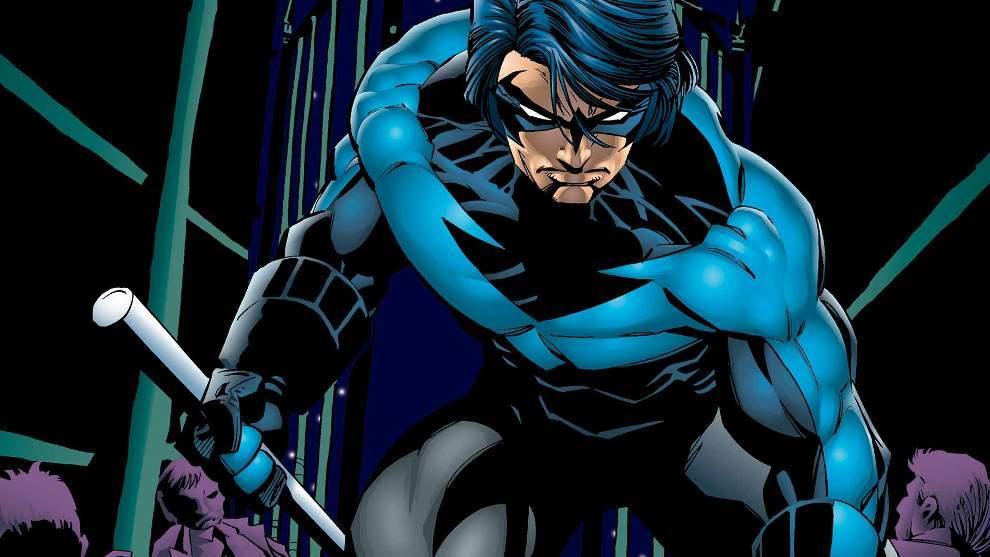 DC muda o nome do Asa Noturna nos quadrinhos