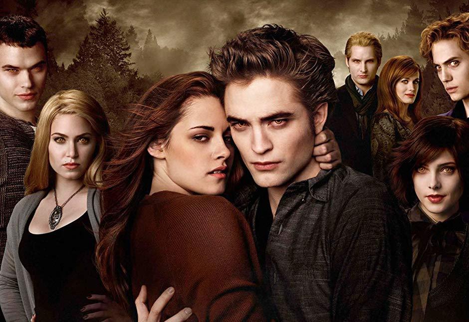 Saga Crepúsculo - Edward Cullen