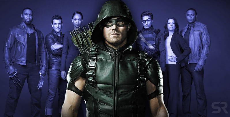 [The GONG Awards] - Parte 1 - Otaku[Final],Nerd e Geek - Votação Oliver-Queen-in-Arrow-and-the-Suicide-Squad