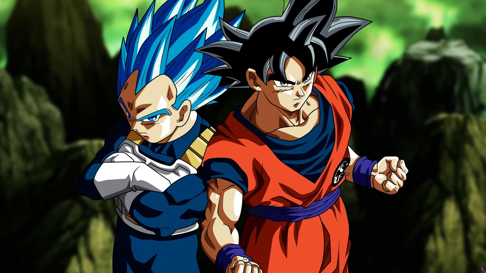 afe334564ce1 Arte de Dragon Ball Super imagina Goku como Deus da Destruição e ...