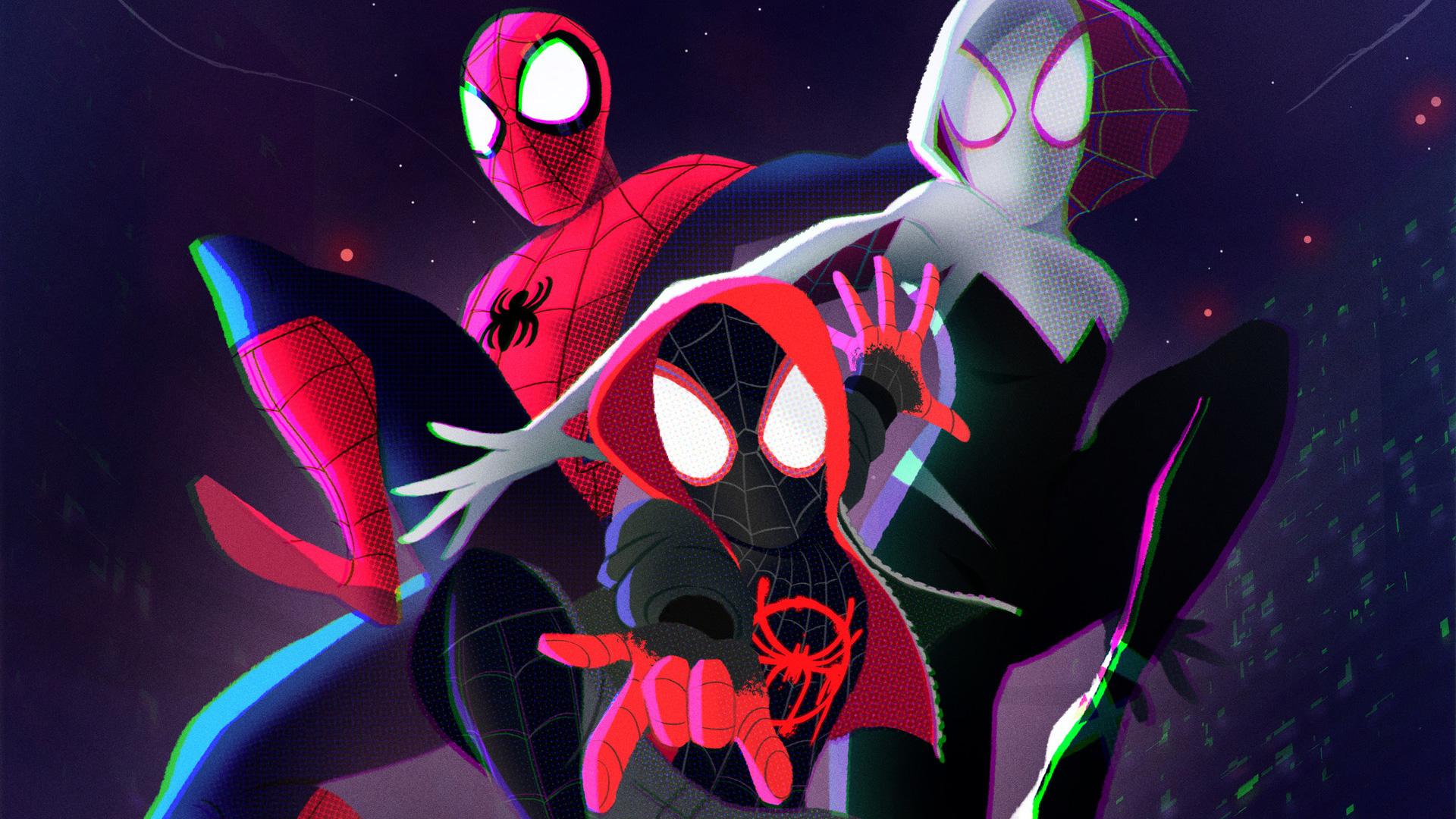 Homem Aranha No Aranhaverso Filme Tem Uma Participação