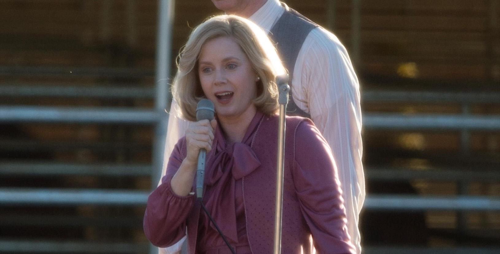 Amy Adams Filmes E Programas De Tv vice   amy adams se inspirou em sua avó para interpretar