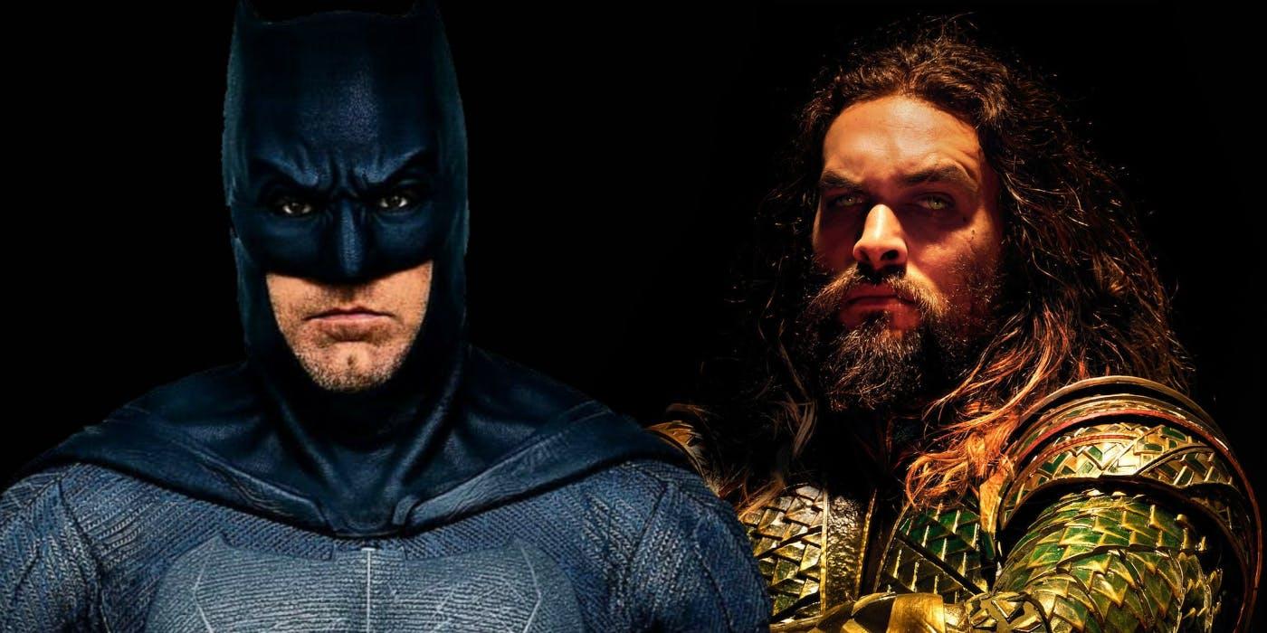 """Aquaman passará Batman como herói mais lucrativo da DC e diretor reage:  """"Ninguém está rindo mais"""""""