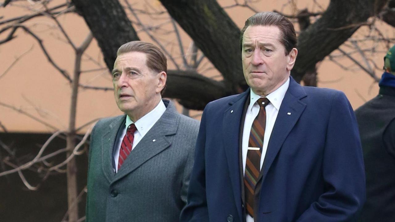 O Irlandês Com Robert De Niro E Al Pacino Ganha Trailer