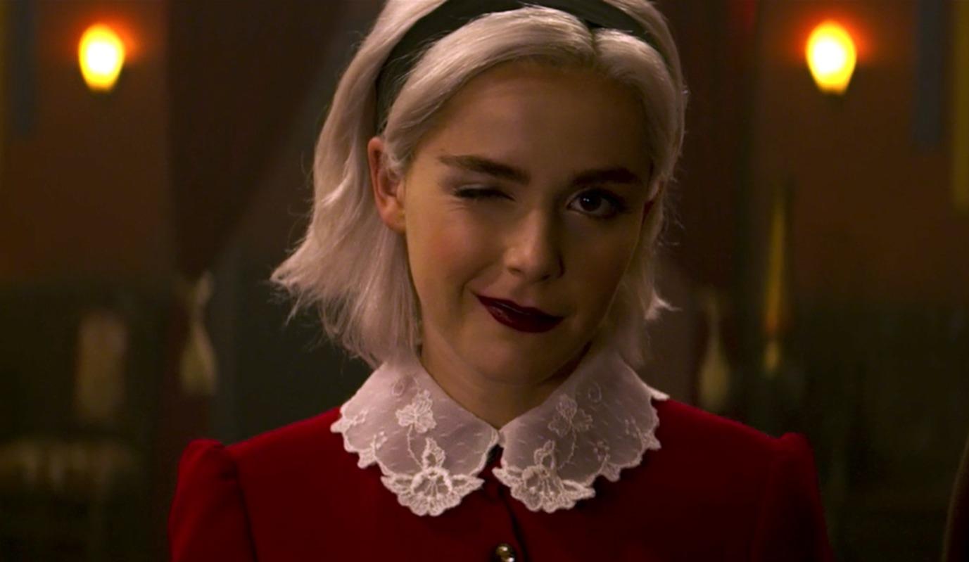 Personagem de O Mundo Sombrio de Sabrina aparece em Riverdale