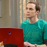 Sheldon em The Big Bang Theory