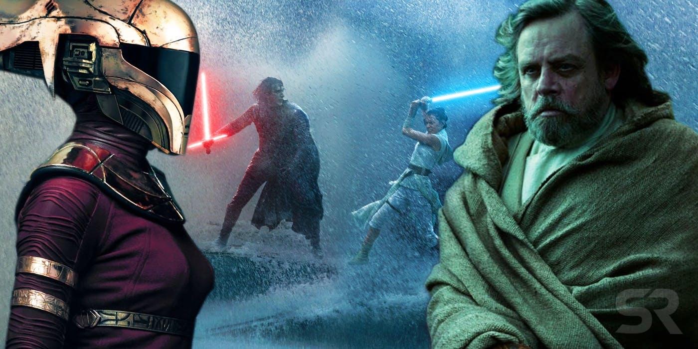 Star Wars A Ascensao Skywalker Nao Vai Mudar O Final De Os Ultimos Jedi Observatorio Do Cinema