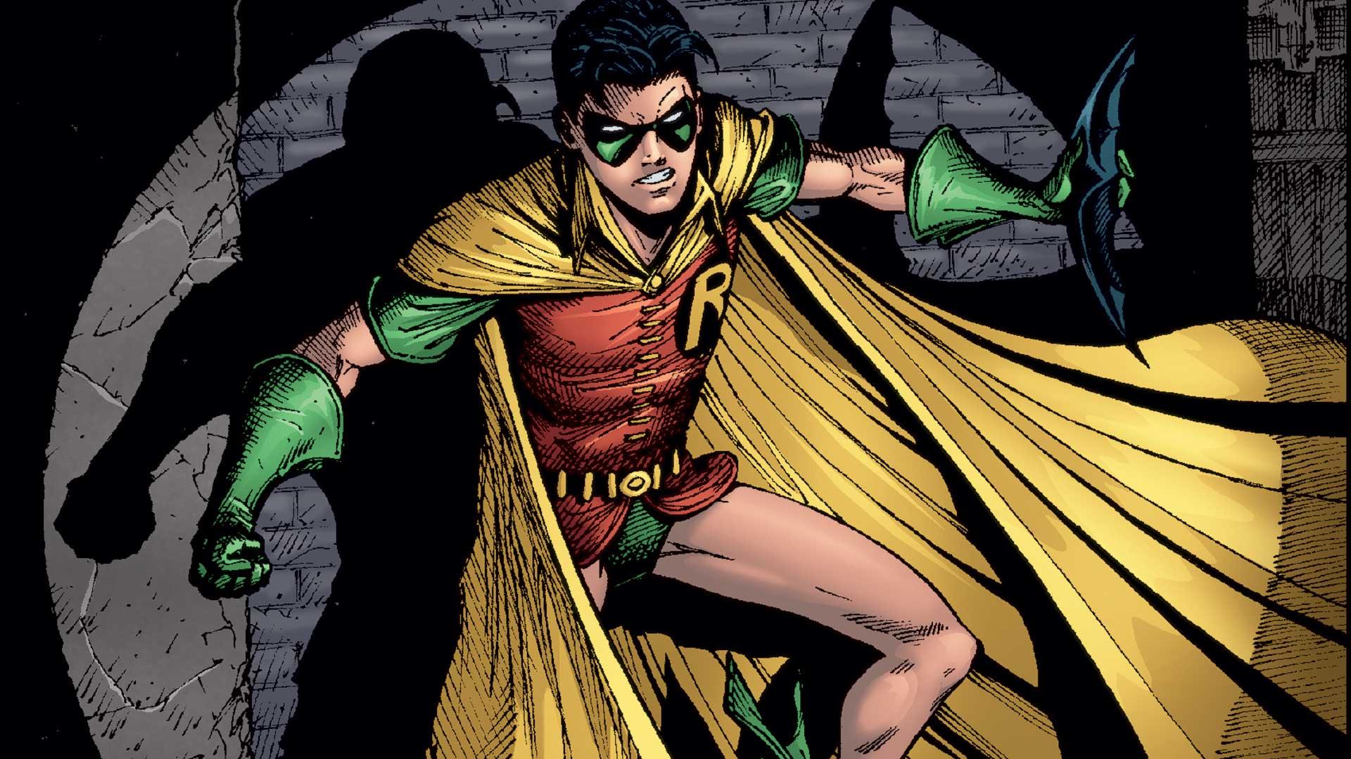 Robin; The Batman