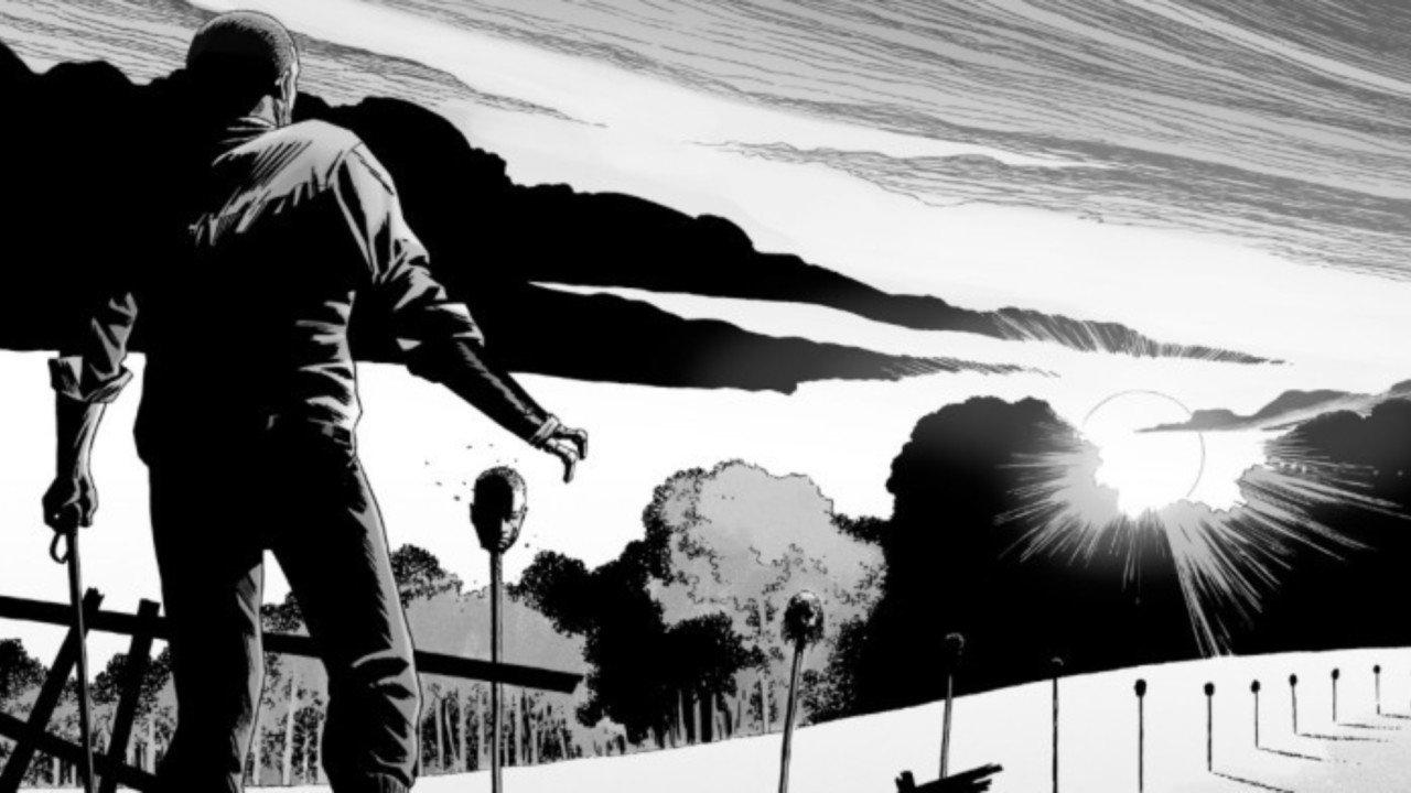 Decisão chocante muda HQ de The Walking Dead para sempre