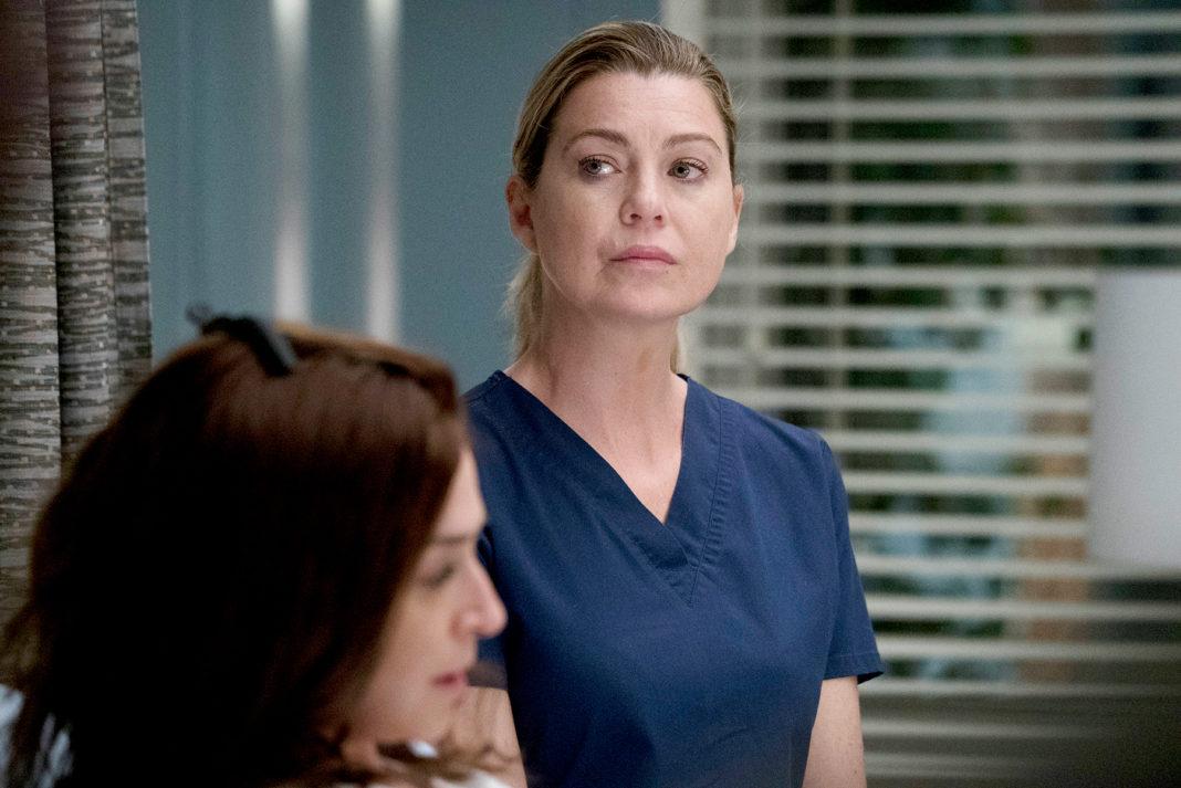 Meredith em Greys Anatomy