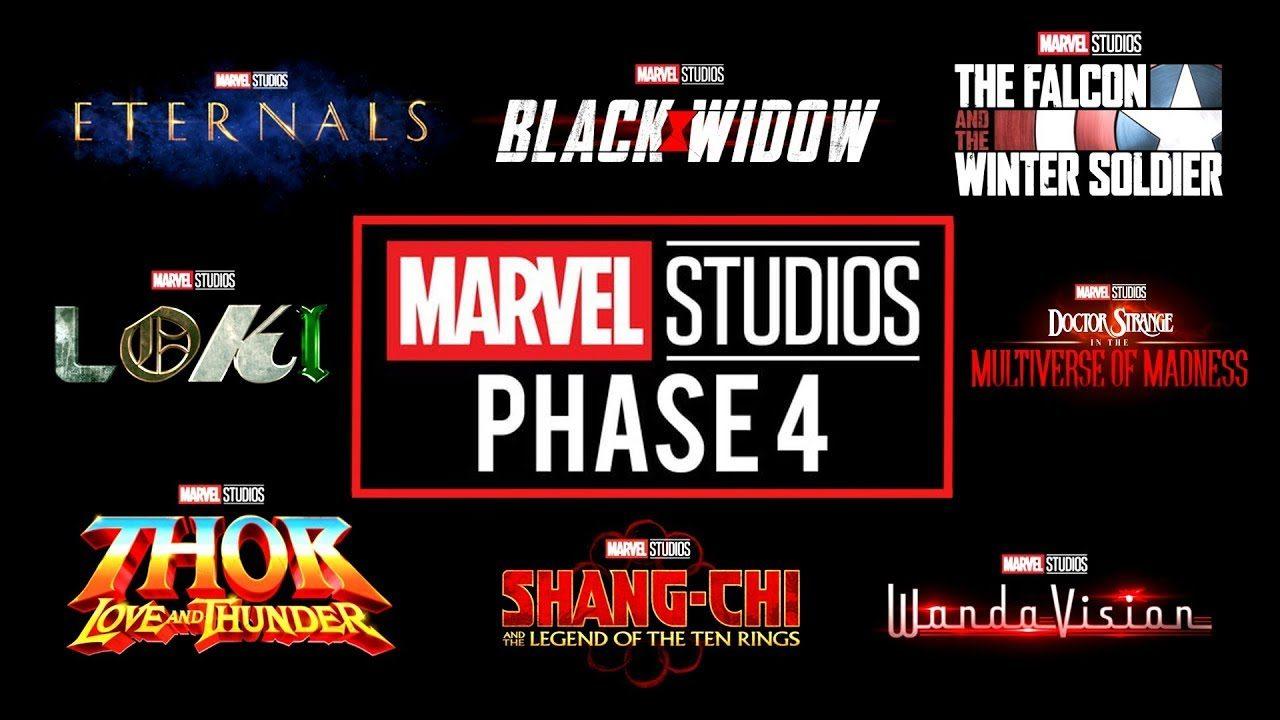 Marvel anuncia datas de estreia dos filmes da Fase 5