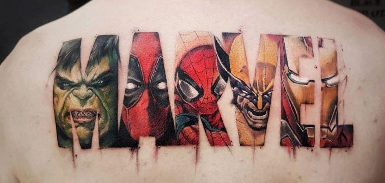 10 Tatuagens Que Quase Transformaram Fãs Da Marvel Em Super