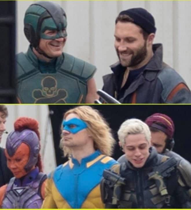 O Esquadrão Suicida   Primeiras fotos dos personagens caracterizados
