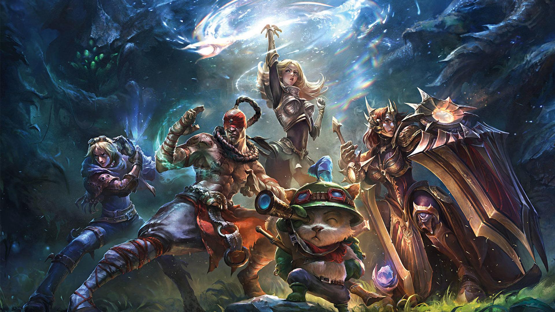 League of Legends está ganhando anime, diz rumor