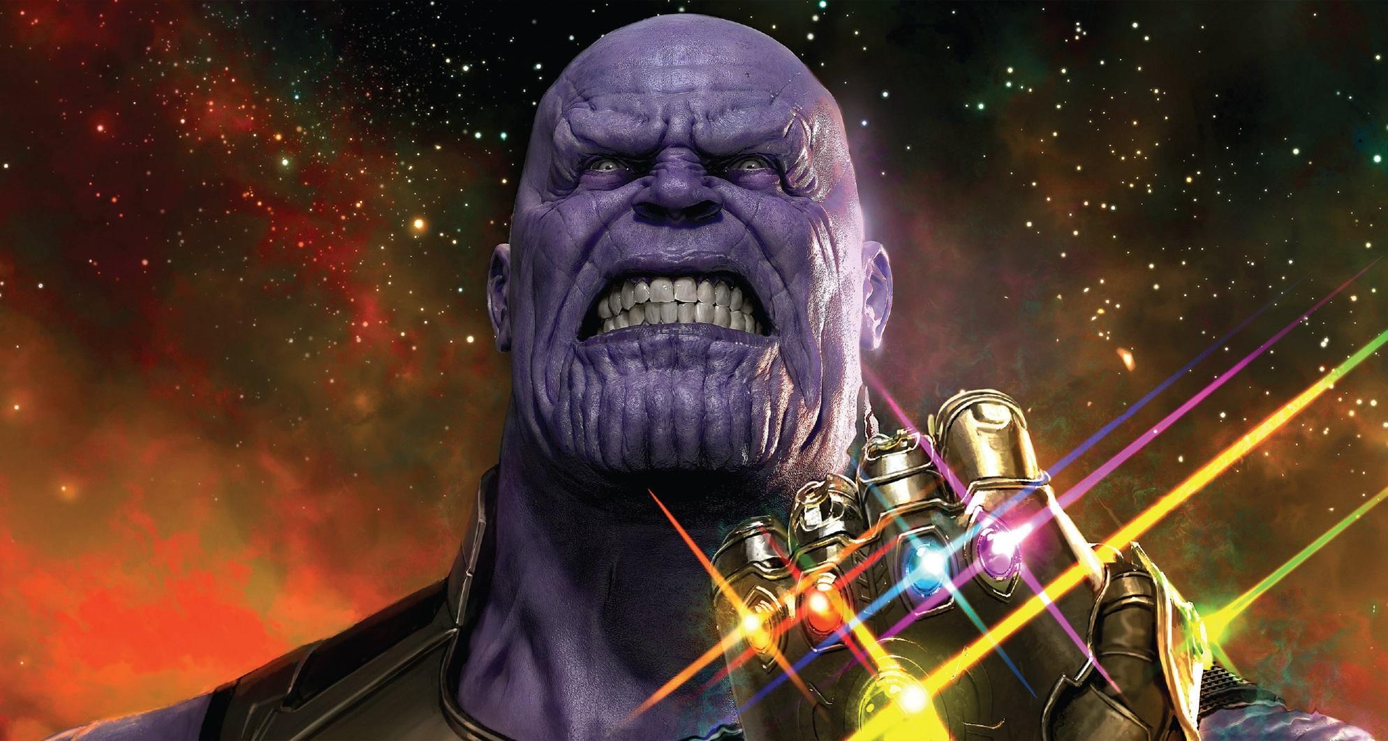 Marvel revela personagem que pode derrotar Thanos sozinho