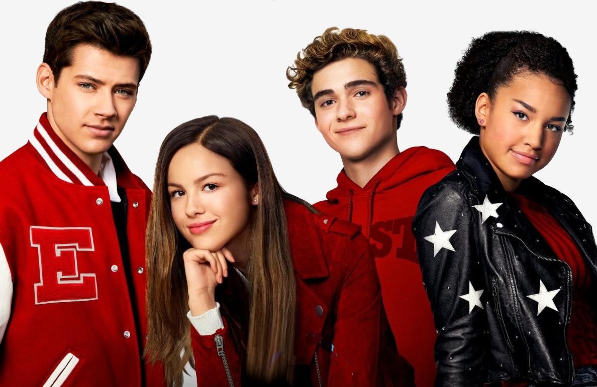 Resultado de imagem para high school musical the musical the series