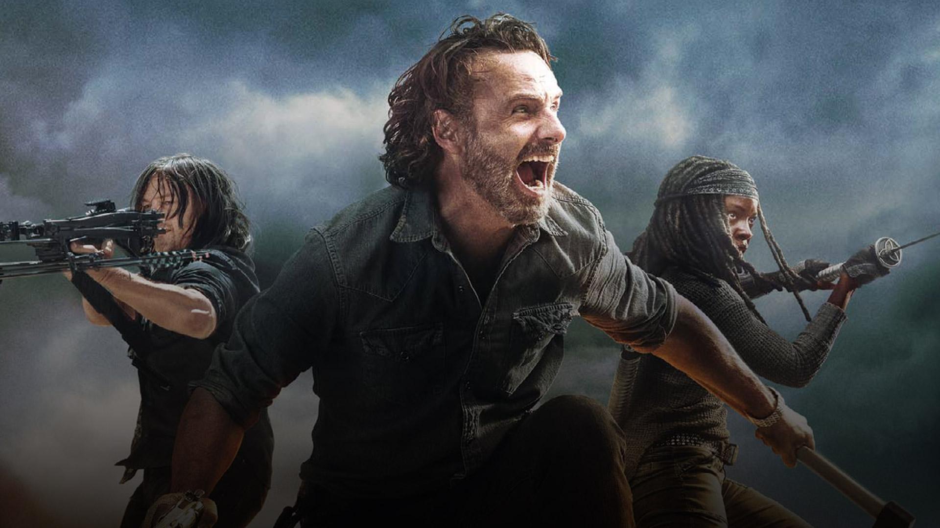 The Walking Dead troca Rick Grimes por Daryl; veja