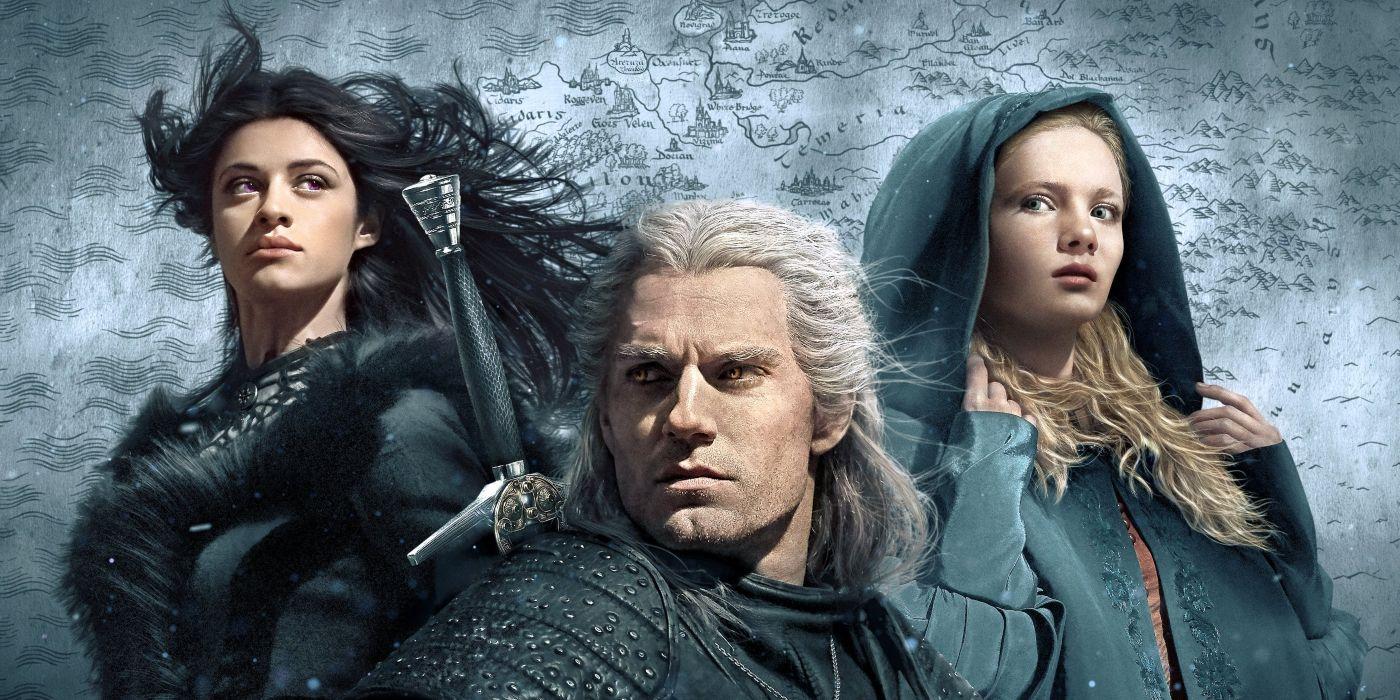 Resultado de imagem para The Witcher