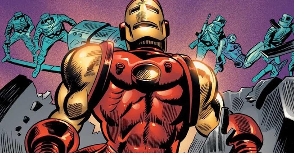 Marvel's Strangest Novel Belongs to Iron Man