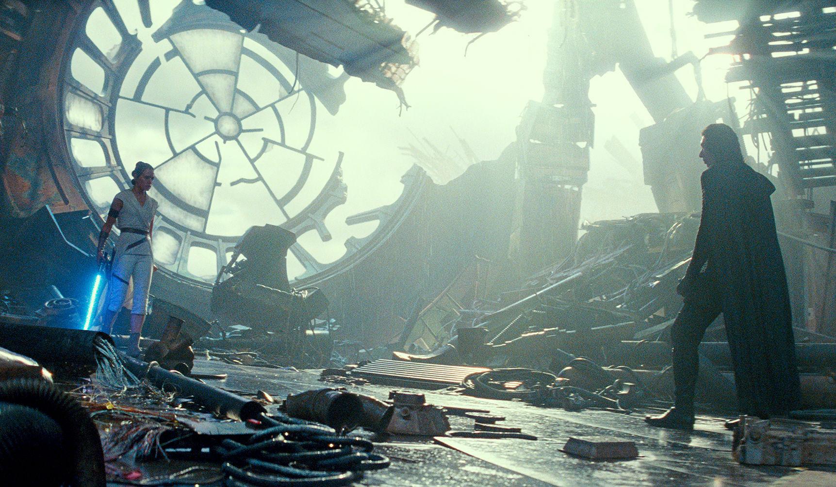 Resultado de imagem para episode 9 rise of skywalker