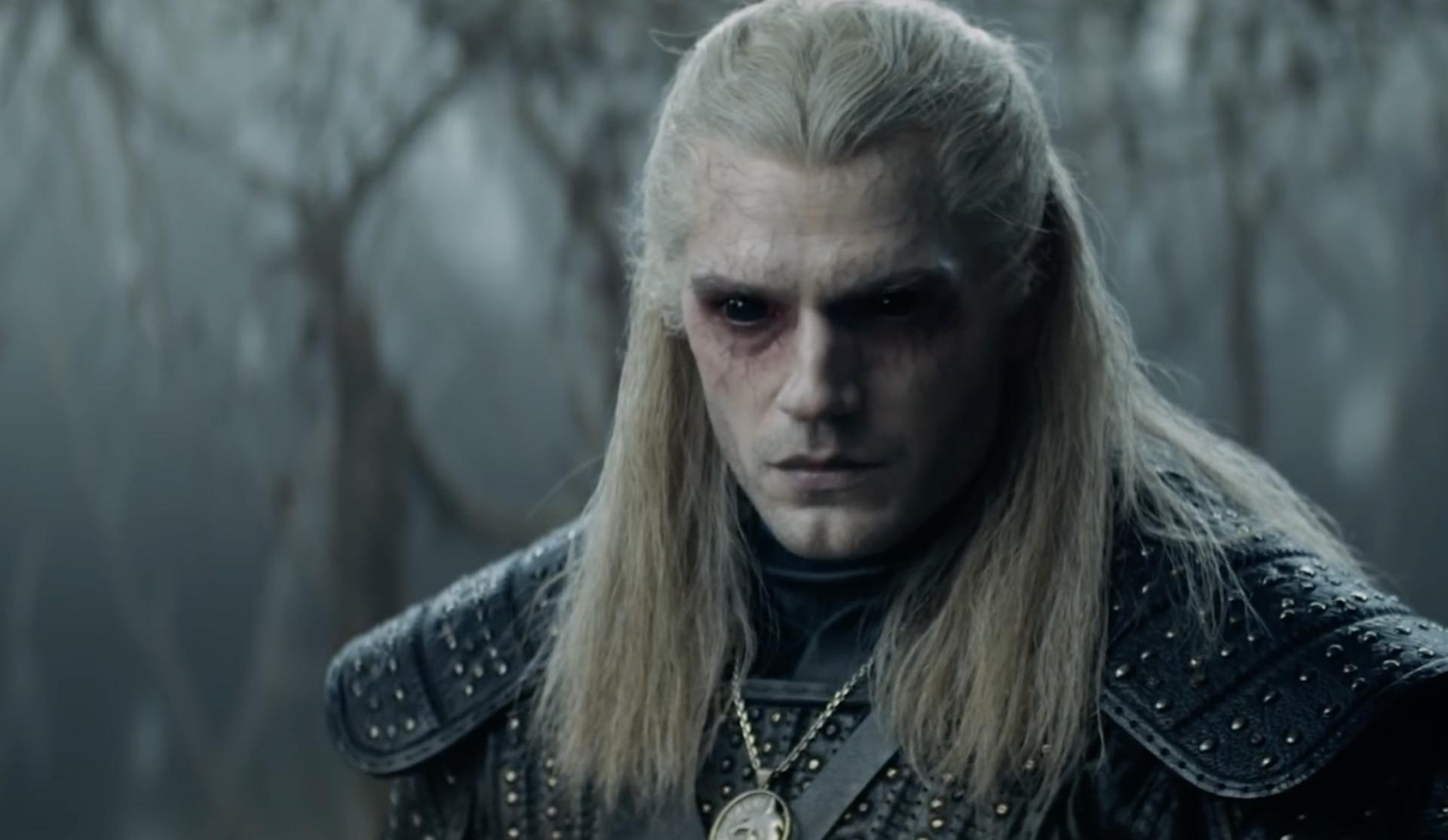 The Witcher quase deixou Henry Cavill cego