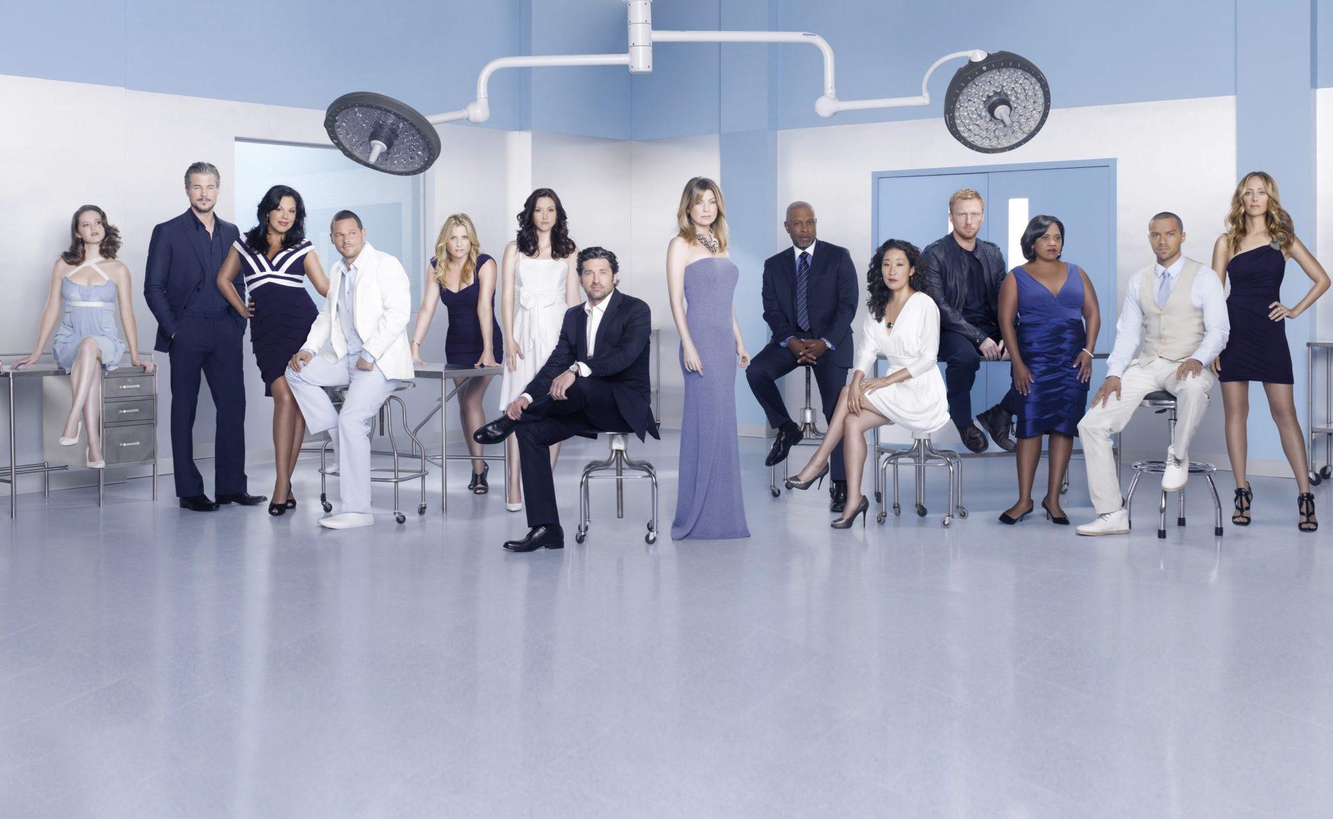 Veja qual é a estrela de Grey's Anatomy que só faz filmes ...