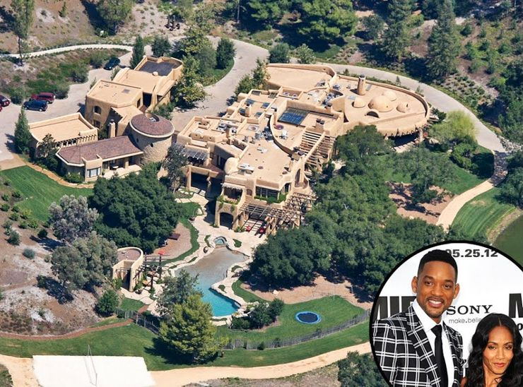 See how Will Smith's family spends millions of dollars