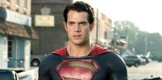 Henry Cavill como Superman