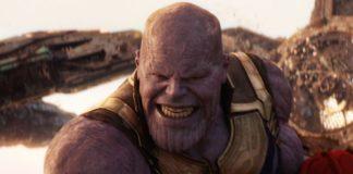 Thanos Vingadores