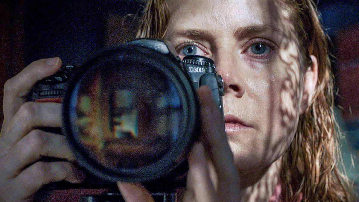 Netflix - A Mulher na Janela