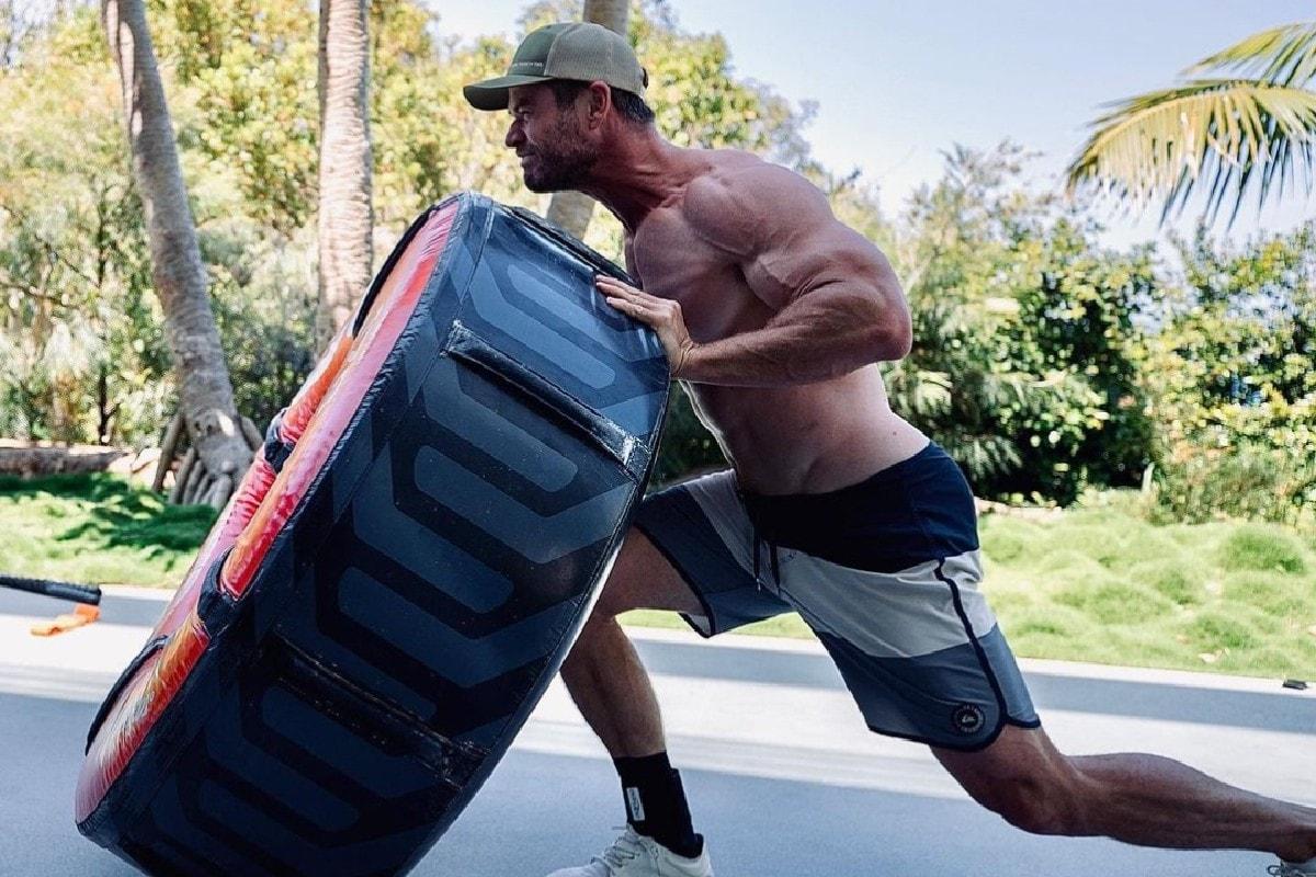Transformação de Chris Hemsworth, o Thor, é insana; veja