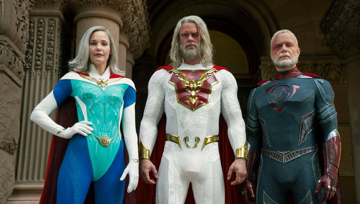 O Legado de Júpiter é resposta adulta da Netflix para Marvel e DC