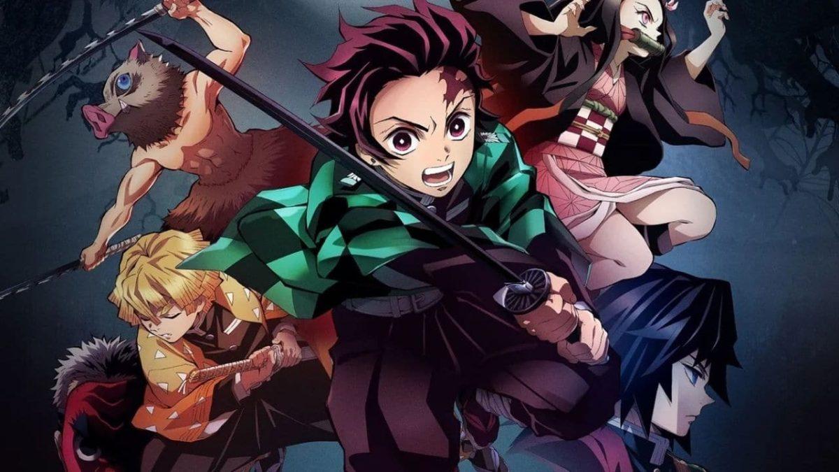Demon Slayer Kimetsu no Yaiba Netflix