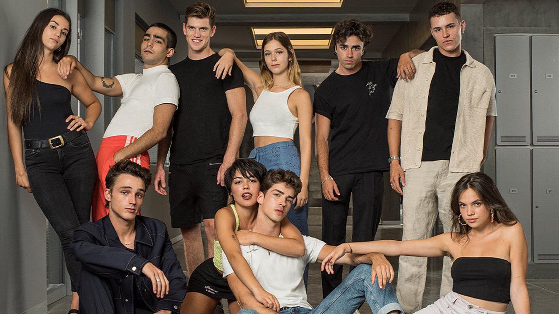 Elite: Veja TODAS as cenas de sexo da 4ª temporada